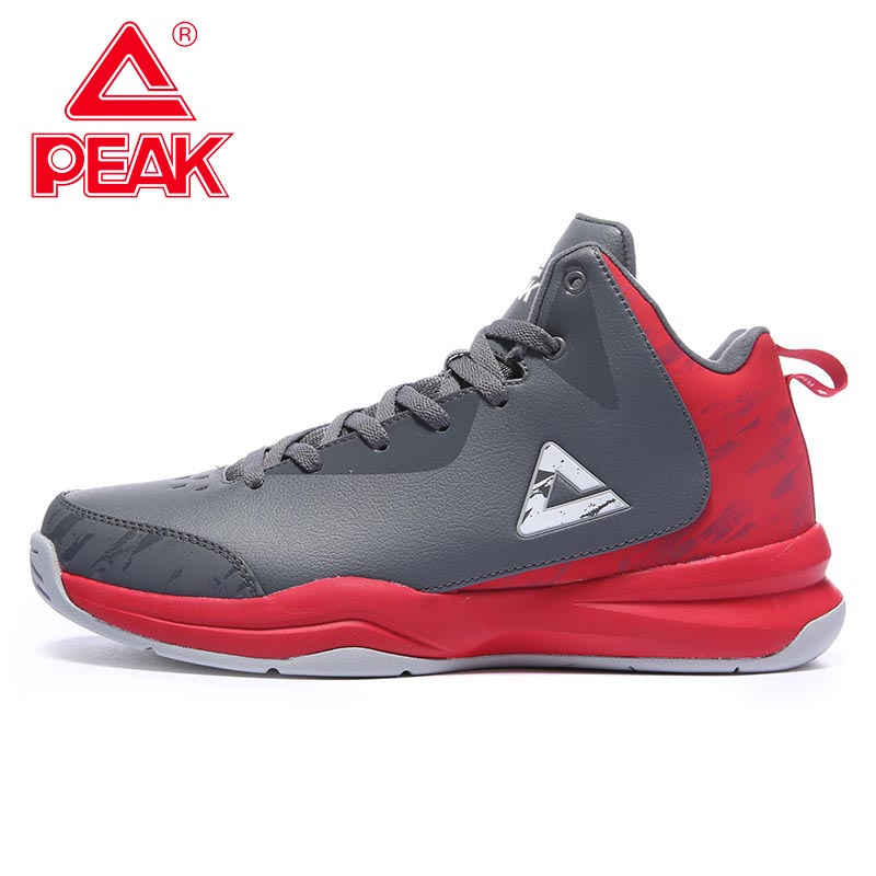 Olympic men's basketball shoes 2016 winter new high to help men slip resistant cushioning sneakers DA640141