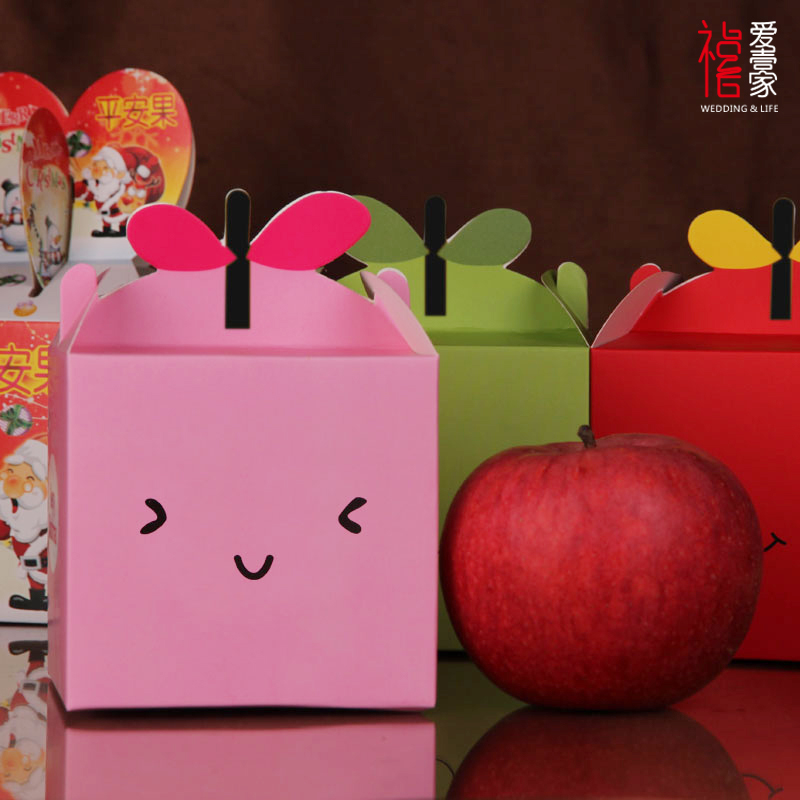 One love jubilee house christmas gift boxes apple box fruit box christmas gift ideas christmas eve guo he