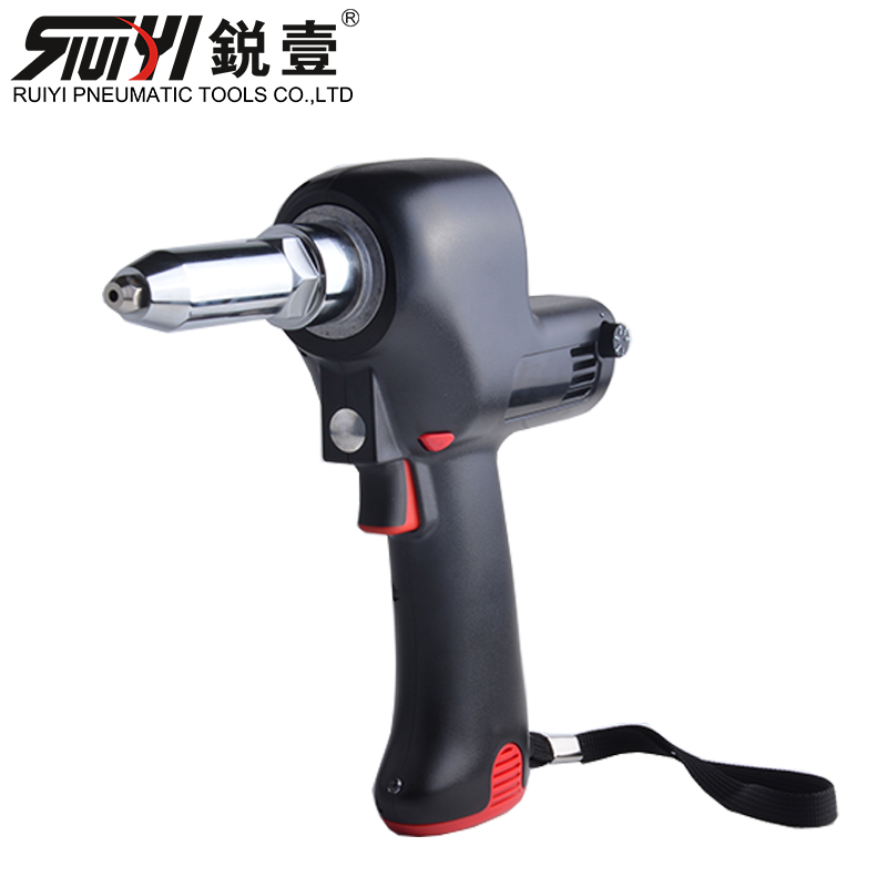 One sharp rechargeable electric blind rivet gun riveter rivet gun riveter riveter rivet gun rivet nail gun
