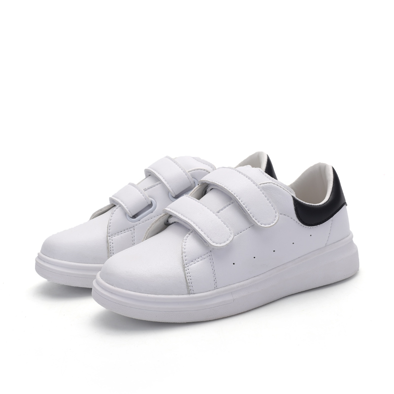 Oscars indian autumn new children's shoes white sneakers men's shoes casual shoes girls shoes white shoes white shoes student