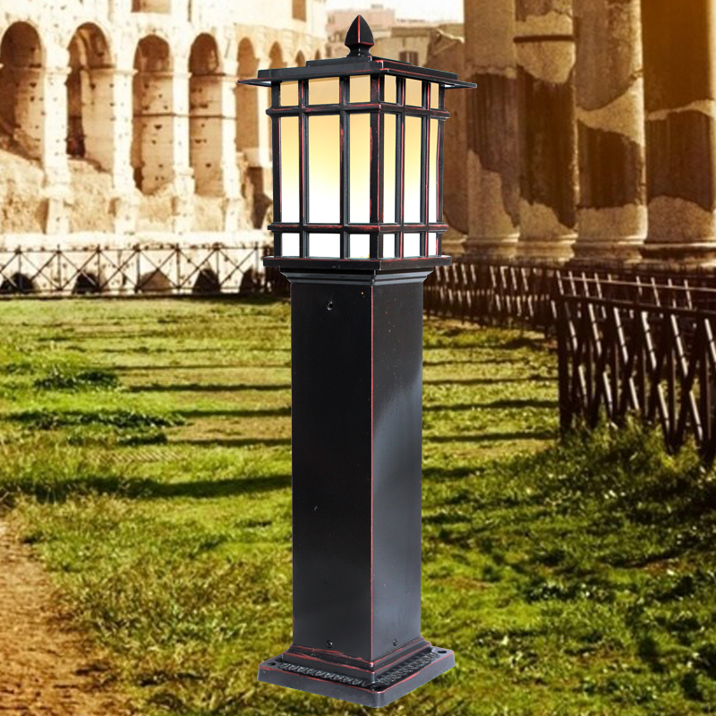Outdoor lawn light garden landscape garden courtyard lawn lamp street continental waterproof outdoor landscape lighting continental