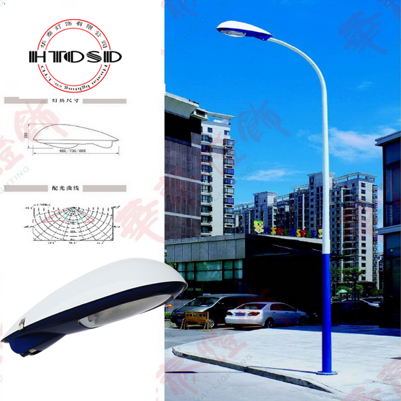 Outdoor led street light pole street light pole factory residential street landscape garden lights road lights