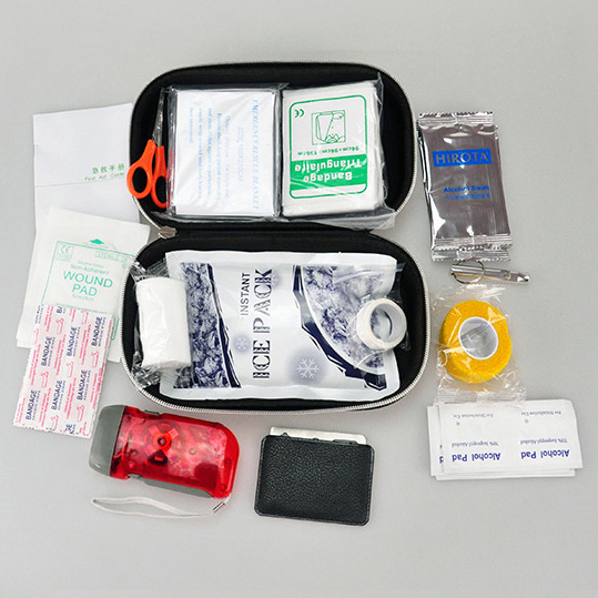 Outdoor portable first aid kits medical kits car field help students travel home should emergency kits medical kits first aid kit