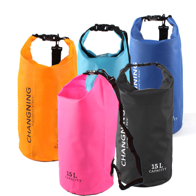 Outdoor sports waterproof drifting admission package swim bag storage bag mountaineering tourism convenient shoulder bag versatile package