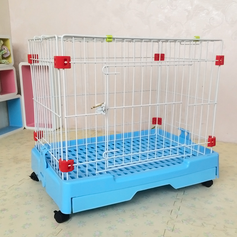 Pat girl dog toilet with wheels teddy vip bichon small dog cage dog cage cat cage cat cage cat cage rabbit cage