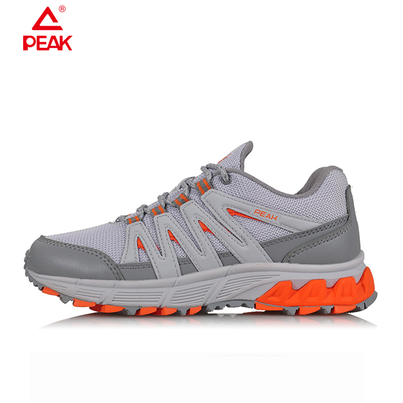Peak/olympic men's outdoor shoes 2016 spring and summer lovers female models wear and sports shoes slip shoes E51158G
