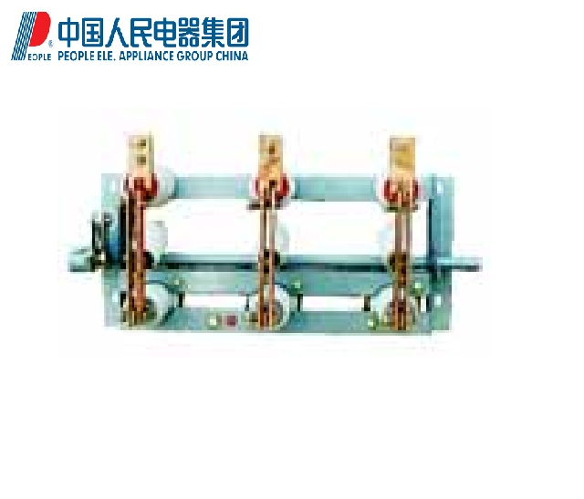 People high voltage isolation switch GN19-12kV/1250a plateau three open three closed with teeth 210mm