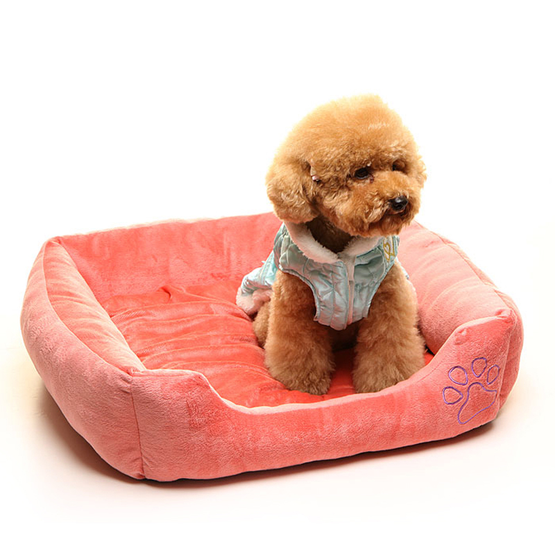 Pet supplies luxury sofa piece nest nest pad teddy vip dog home outdoor travel