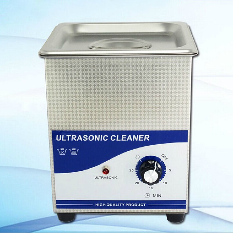 Photosynthetic 2l ultrasonic cleaning machine power w stainless steel household laboratory ultrasonic cleaning machine