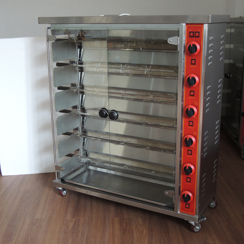 Photosynthetic large commercial gas oven roast chicken oven roasted poultry box automatic rotary duck frango mechanical and electrical box