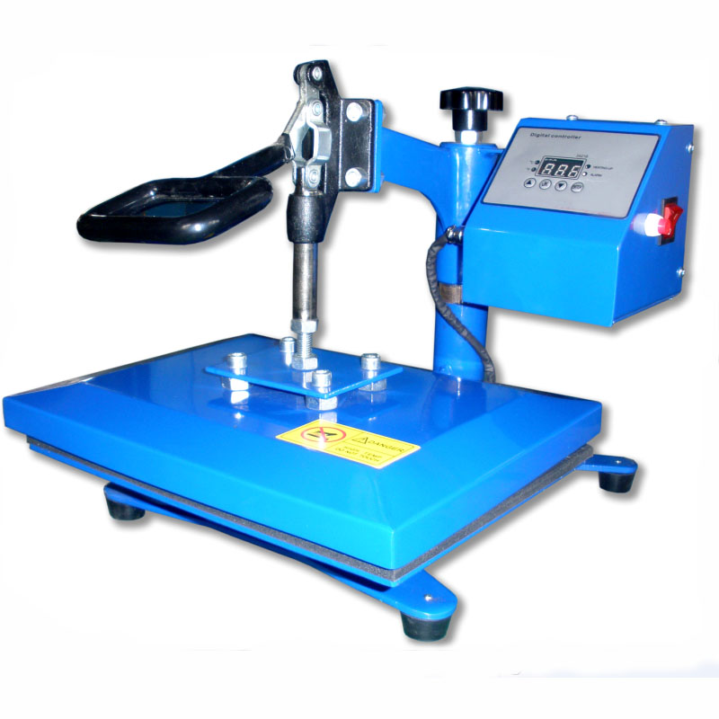 Photosynthetic manually shaking his head heat press machine hot press machine hot press machine heat transfer sublimation thermal transfer machine stamping machine hot press Printer