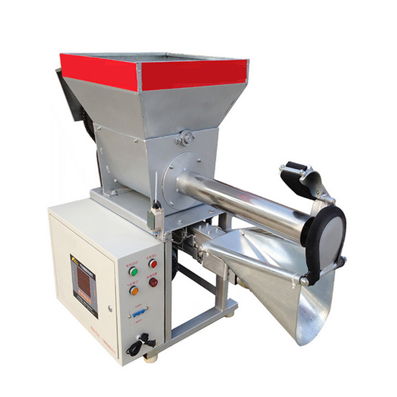 Photosynthetic mushroom mushroom shiitake mushroom automatic bagging bagging machinery mechanical automatic bagging machine mushroom machinery