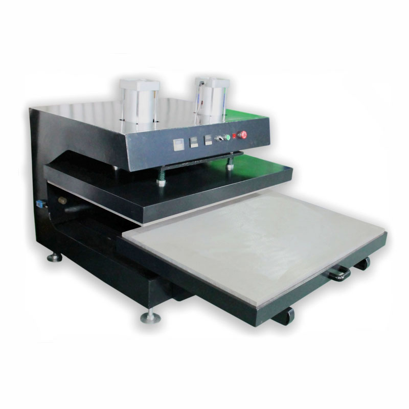 Photosynthetic odd and even plate heat steam moving pneumatic withdrawing withdrawing sided heat press machine hot press machine heat press machine