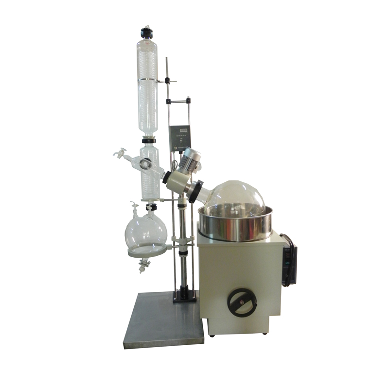 Photosynthetic RE2002 rotary evaporator extraction equipment 20l vertical rotating rotary evaporator evaporator proof