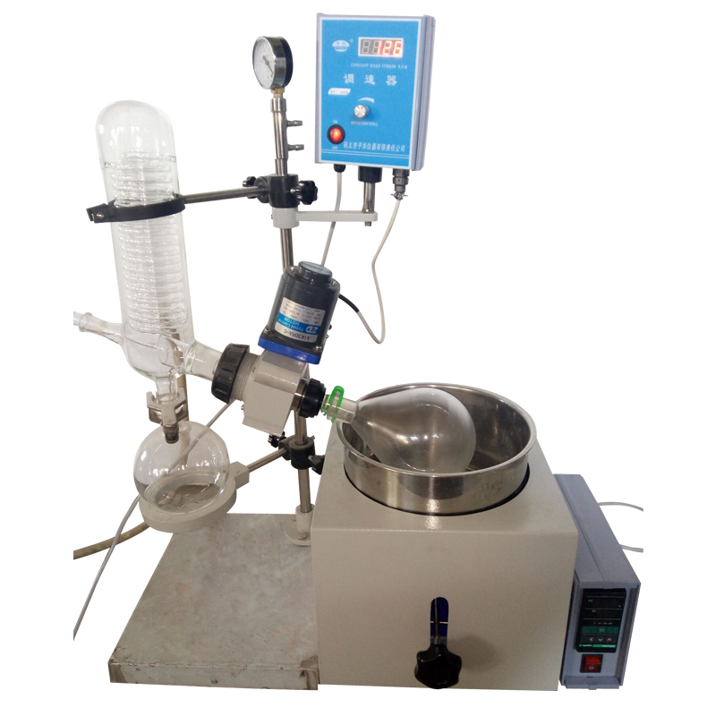 Photosynthetic rotary evaporator re201d rotary evaporator extraction equipment 0.25-2l vertical rotary evaporator