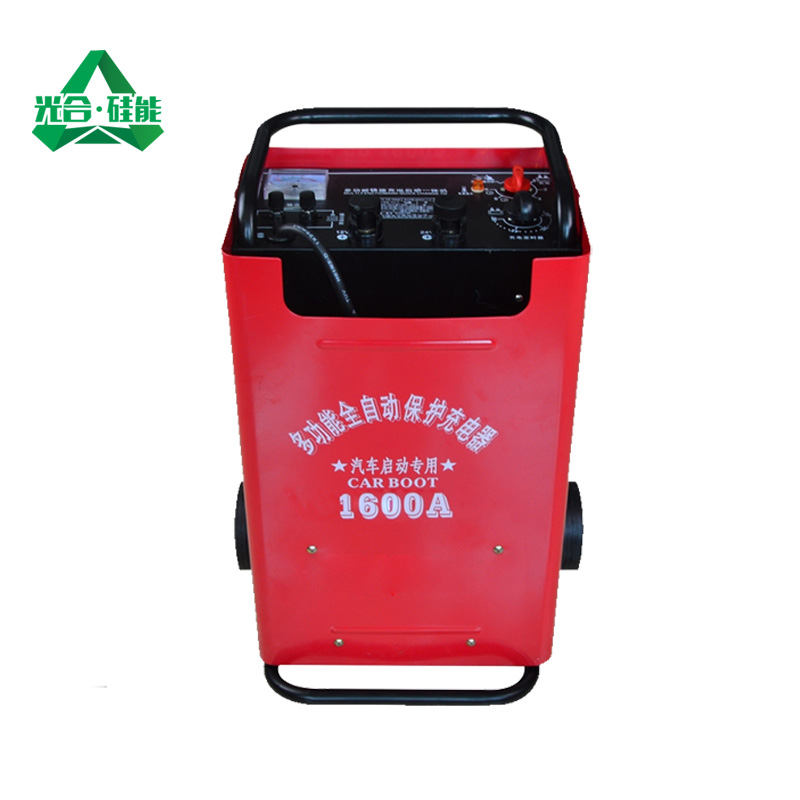 Photosynthetic silicon can 12v24v car battery charger battery charger power 16 00a start power