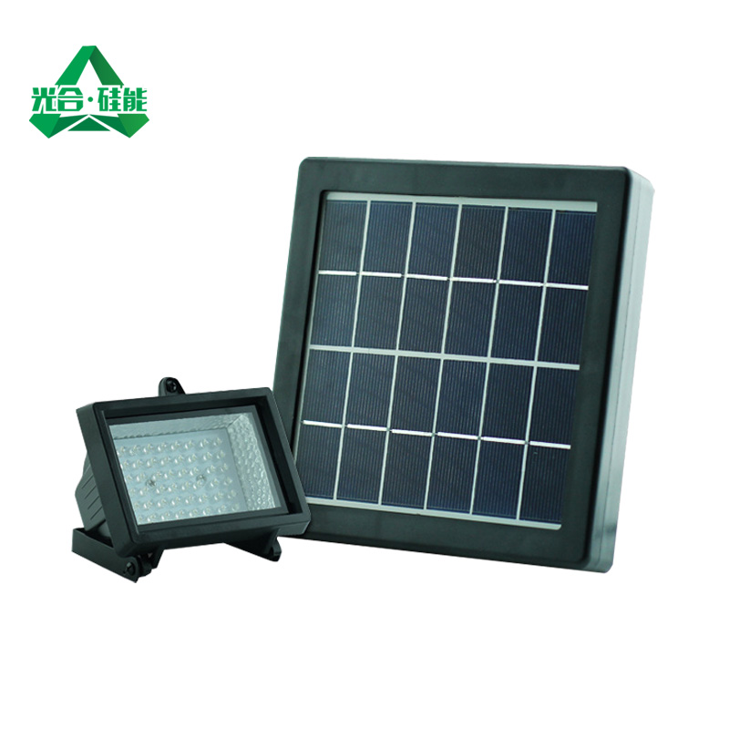 Photosynthetic silicon can bright led solar lights outdoor wall lamp waterproof garden lights home indoor lawn lamp street light