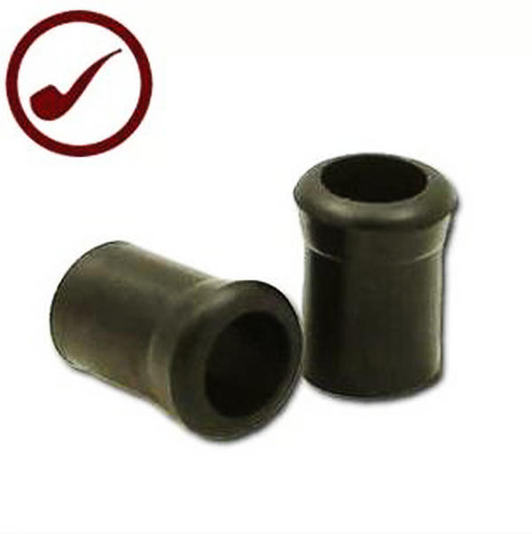 Pipelin/i'm fighting pipe supplies-pipe mouthpiece rubber sleeve (black) mouthpiece bicker protective sleeve