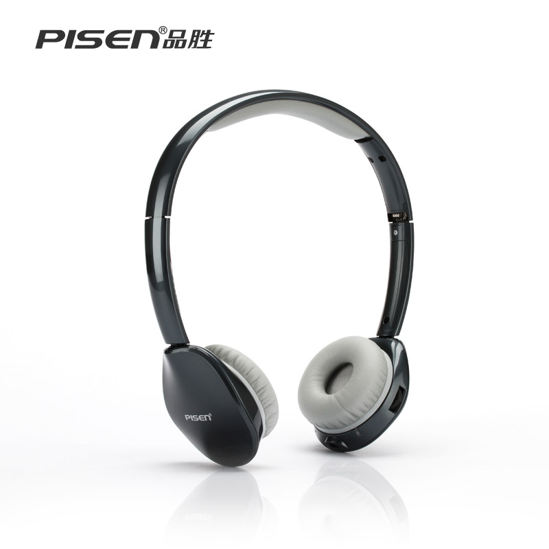 Pisen/product wins running sports headset bluetooth stereo headset lh100 wireless mobile music headset