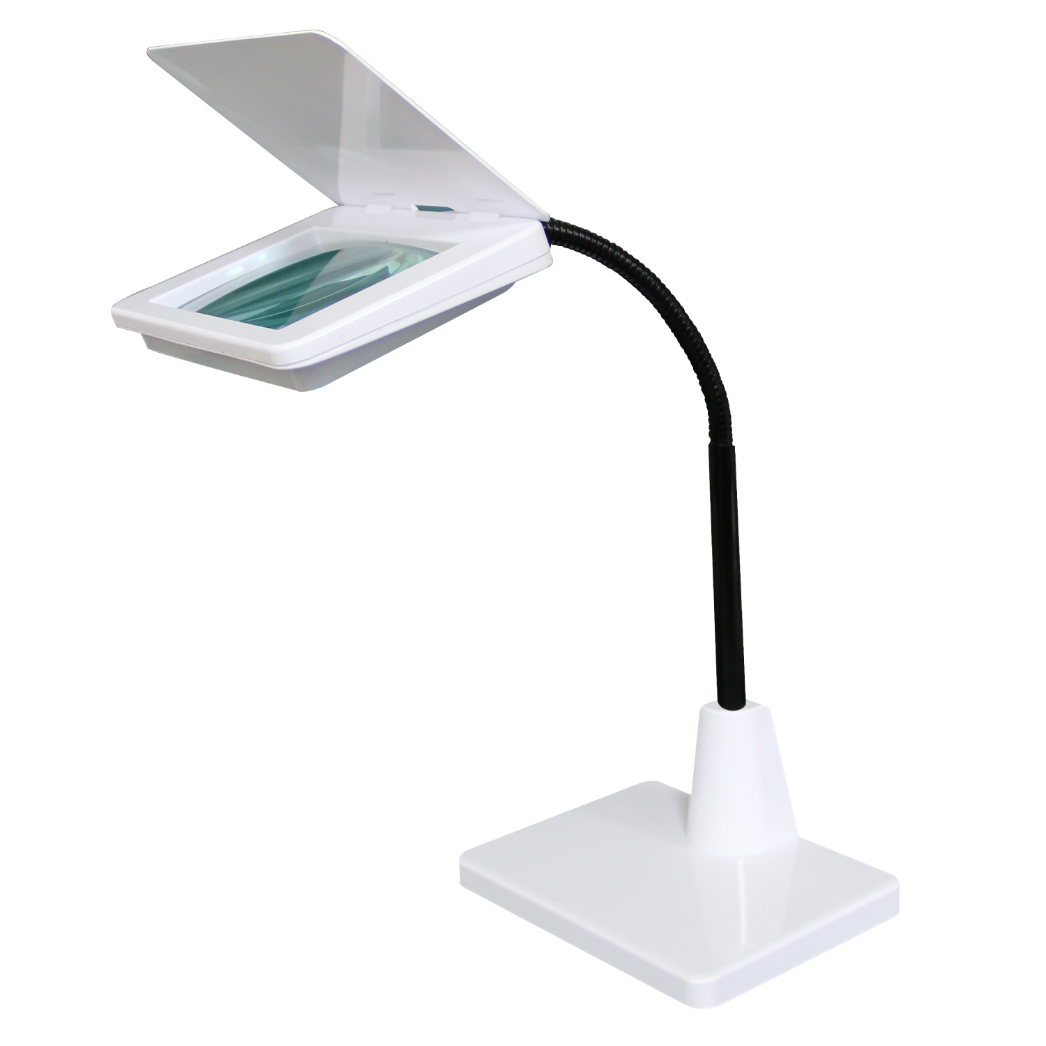 Po workers pro 'skit desk MA-1006F 1.75X 3d magnifying lamp 30 led lights