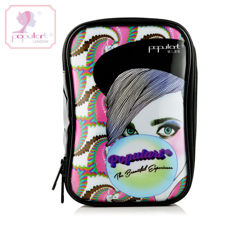 Populart/bolivian children bolivian children makeup bag ms. portable travel cosmetic bag wash bag cosmetic storage