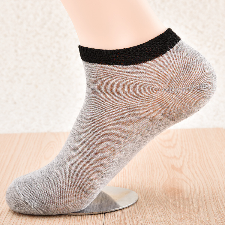 Portable outdoor travel disposable socks sports socks for men and women sweat wicking socks boat socks short tube socks tourism