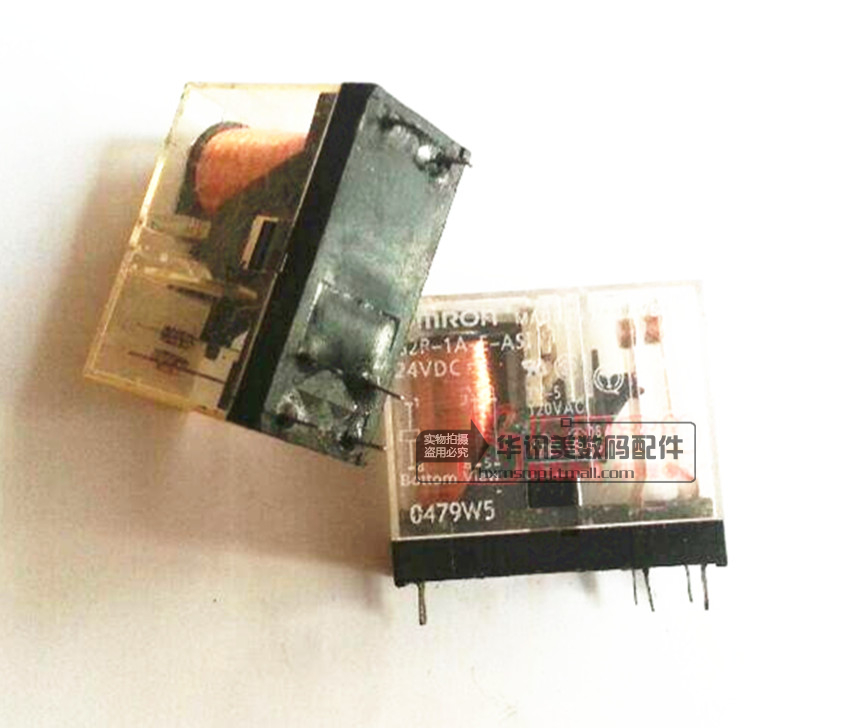 Power relay g2r-1a-e-24vdc g2r-1a-e-24v h4-1