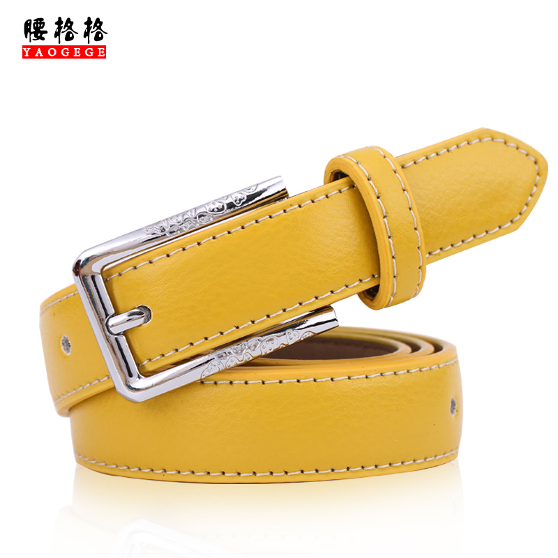 Princess waist belt belt female models female fine leather belt decorated korean fashion casual wave of female models female shipping