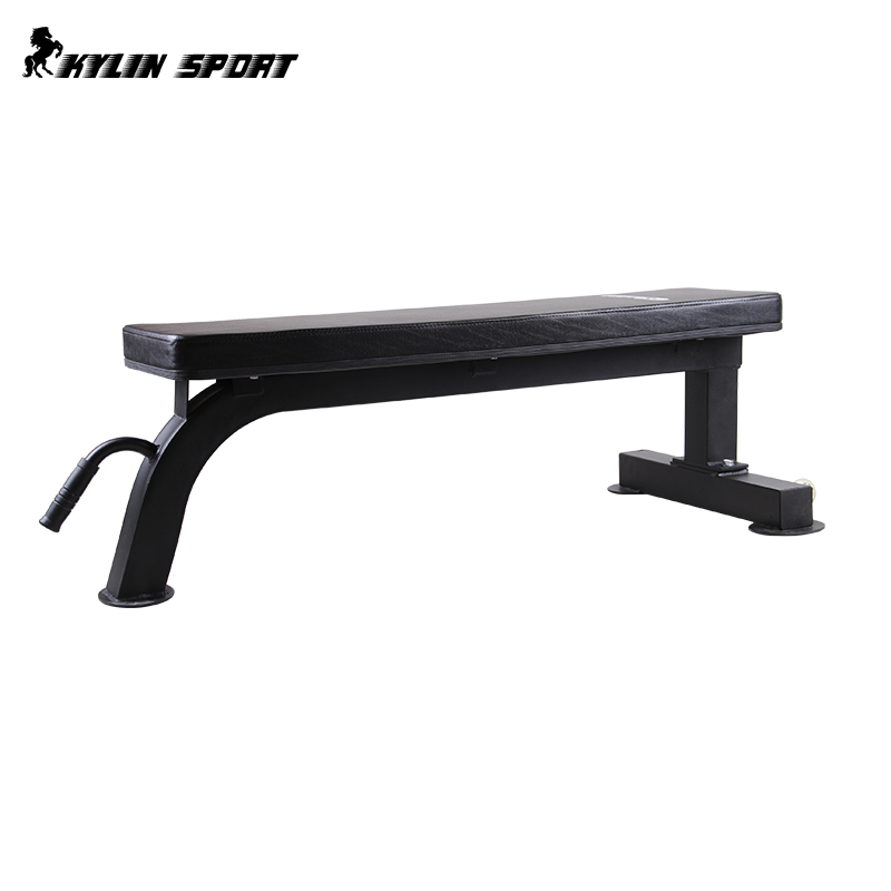 Professional training commercial large flat bench dumbbell bench fitness chairs bench press flat bench dumbbell training learning flat bench fitness equipment