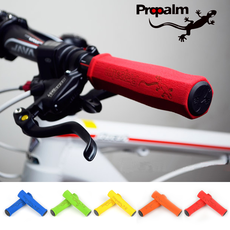 Propalm gecko sponge grips bicycle handlebar grip dead fly mountain bike riding bicycle accessories and equipment