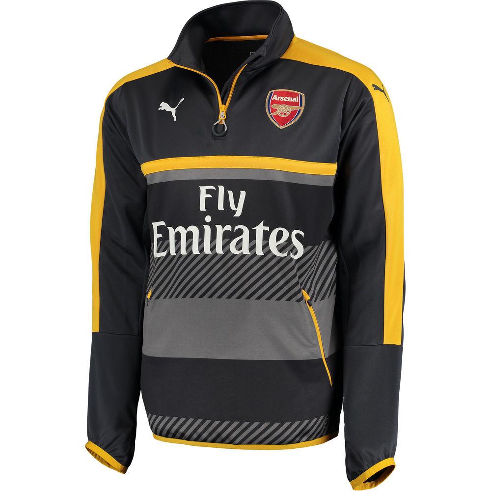 1dd762afbc6 Get Quotations · Puma puma arsenal 16-17 82-game male soccer training suit  long sleeve turtleneck