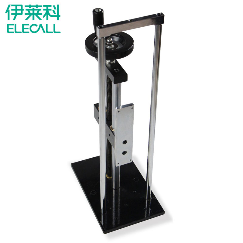 Push pull force gauge test stand push pull force gauge bracket ELS-J spiral push pull force gauge test stand test machine