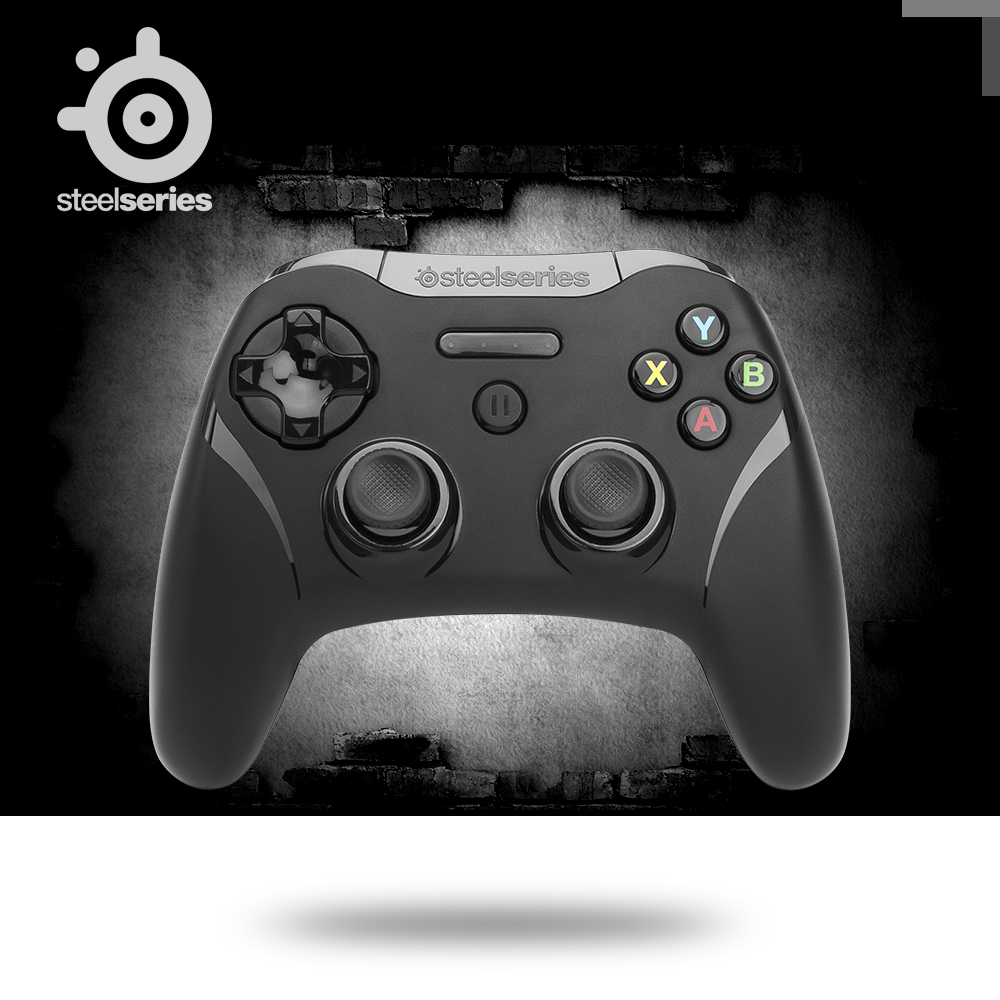Race core steelseries stratus xl bluetooth wireless game controller