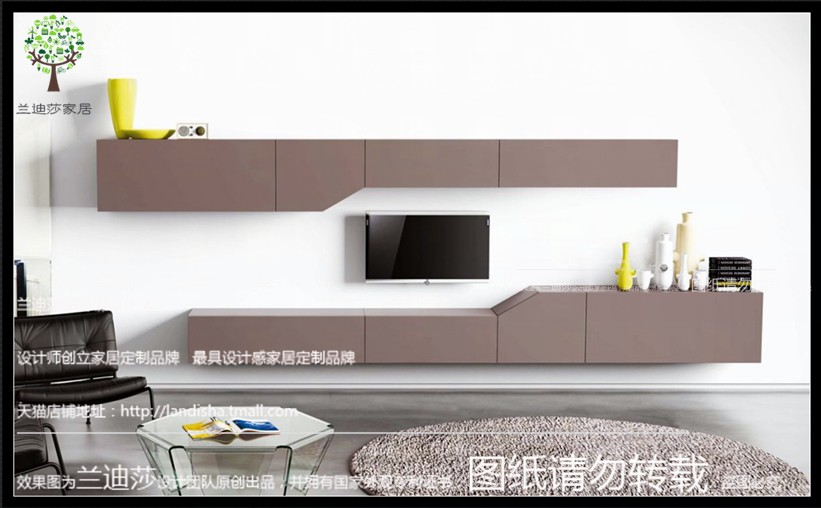 Randy lufthansa paint combination tv cabinet tv cabinet modern minimalist fashion tv cabinet tv cabinet custom creative tv cabinet
