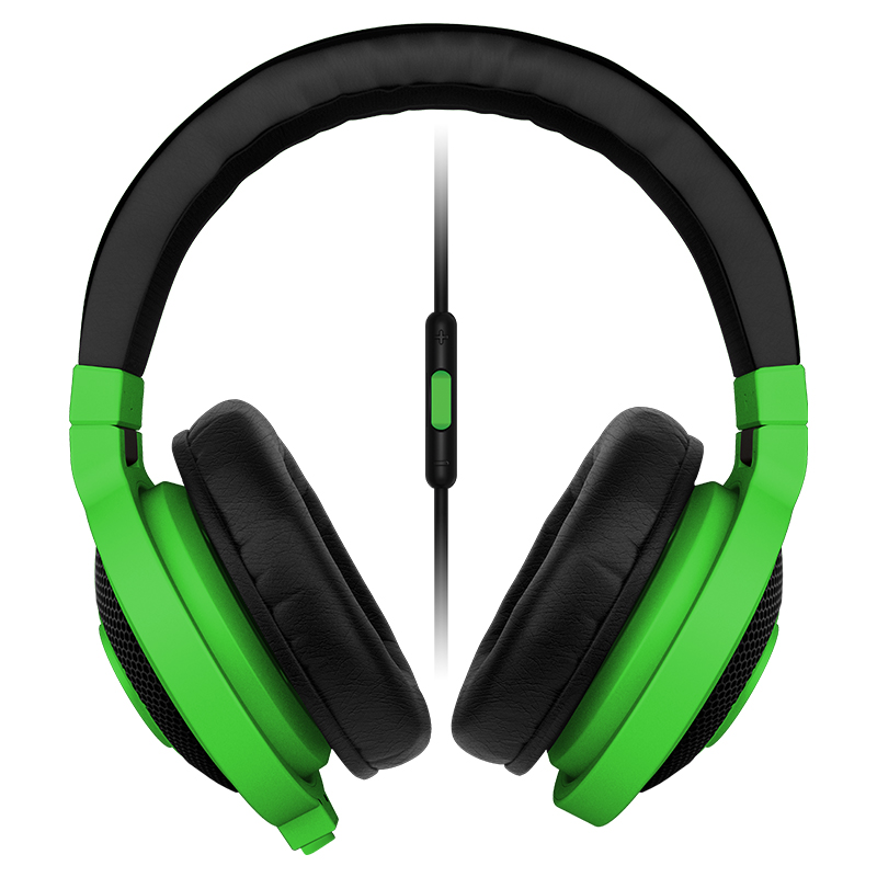 Razer/razer kraken kraken andcalenders accompanied by a color version of the magic music gaming headset
