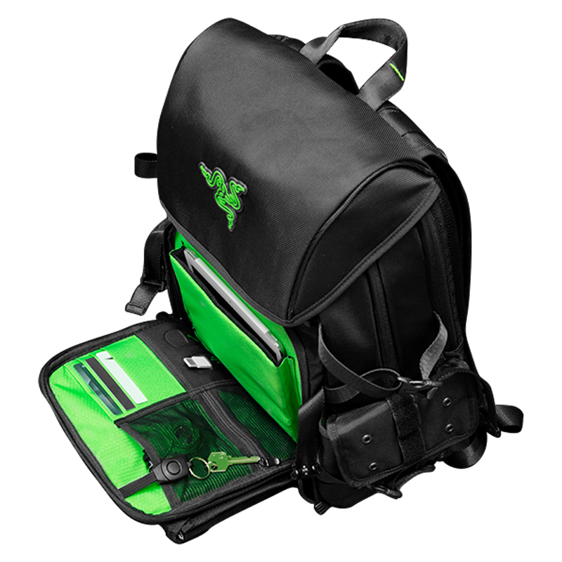 Razer razer tactical tactical backpack bag 17.3 laptop shoulder bag keyboard package