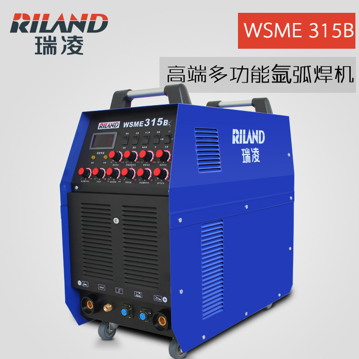 Riland WSME-315B ac-dc square wave pulse welding machine welding aluminum welding manual welding welder with three 380 v