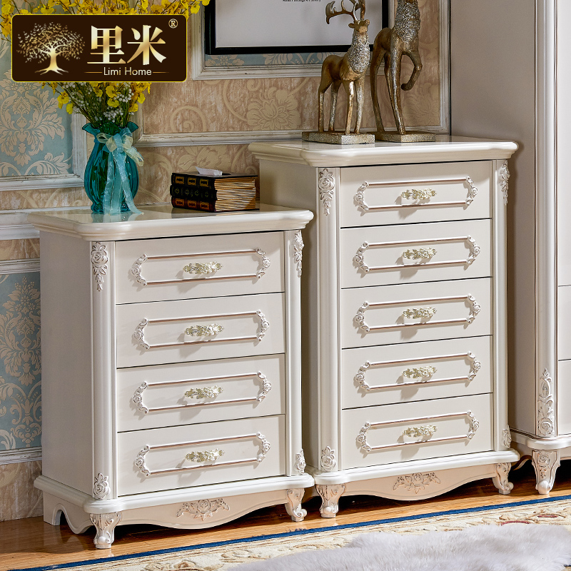 Rimi euclidian four doo cabinet storage cabinet chest of drawers ivory grilled white paint lockers chest of drawers chest of drawers Cabinets