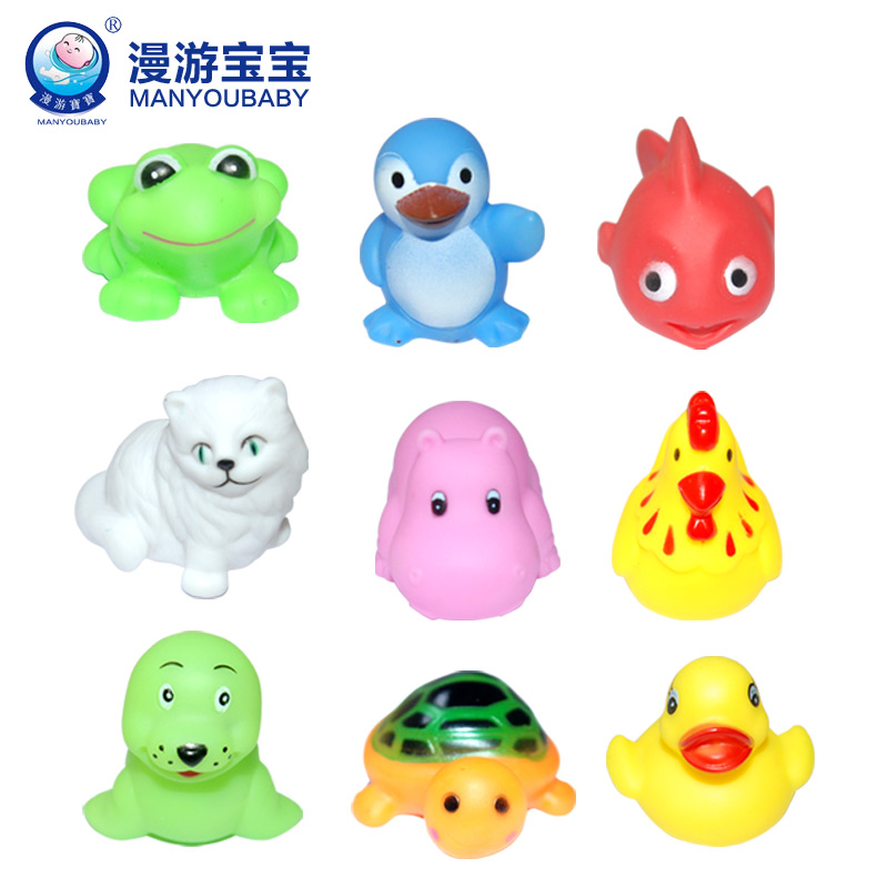 Roaming baby toys tweak called playing in the water bath toy floating toys educational toys