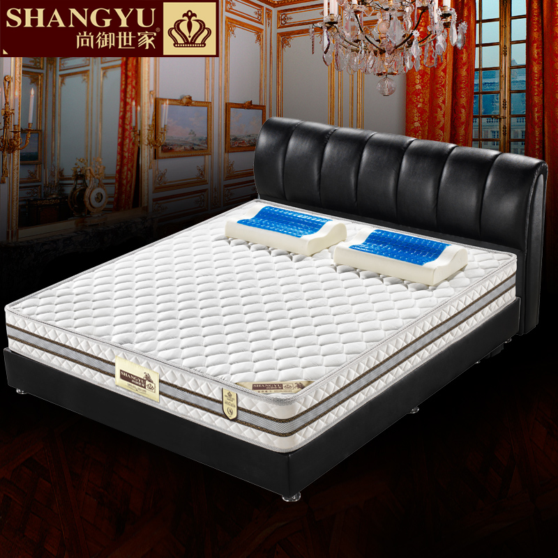 Royal family still latex mattress natural coir mattress spring mattress simmons mattress 1.5 1.8 m free shipping