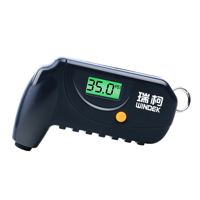 Rui ke digital tire pressure meter high precision automotive tire pressure gauge tire pressure tire pressure monitoring tire pressure gauge