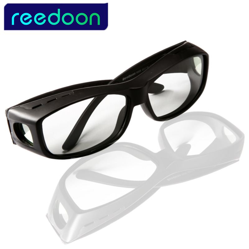 Rui shield 3d cinema special polarized passive polarized 3d glasses do not flash reald imax theater myopia common