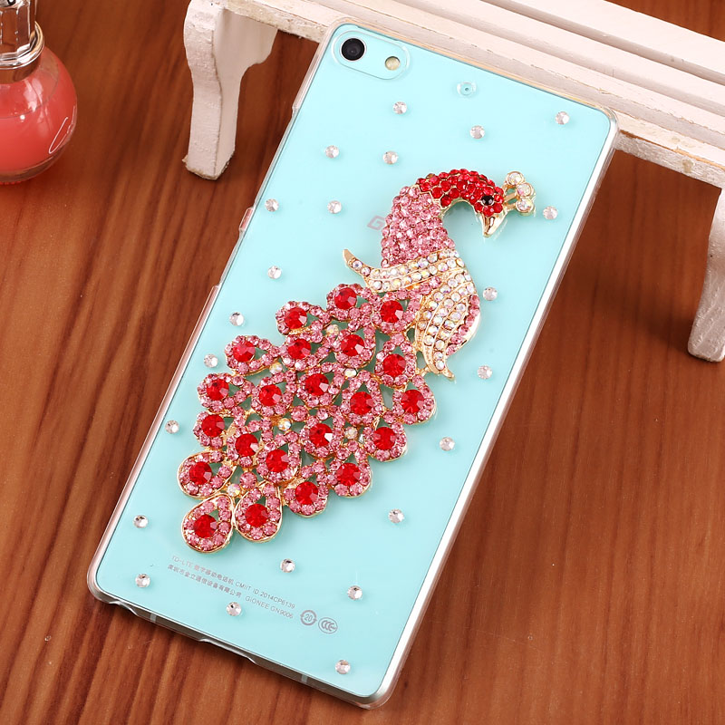 S7 diamond protective shell gionee gionee gn GN9006 elifeS7 transparent hard shell protective sleeve 9006 mobile phone shell