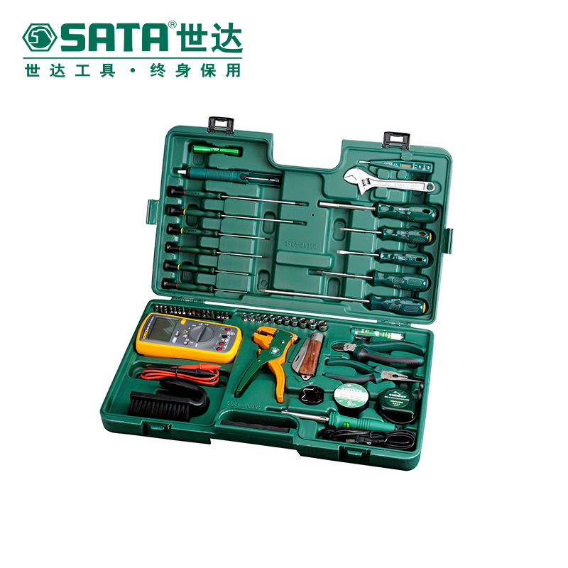Sata cedel 53/56 telecommunications tool set 09535/09536 telecommunications service more power can