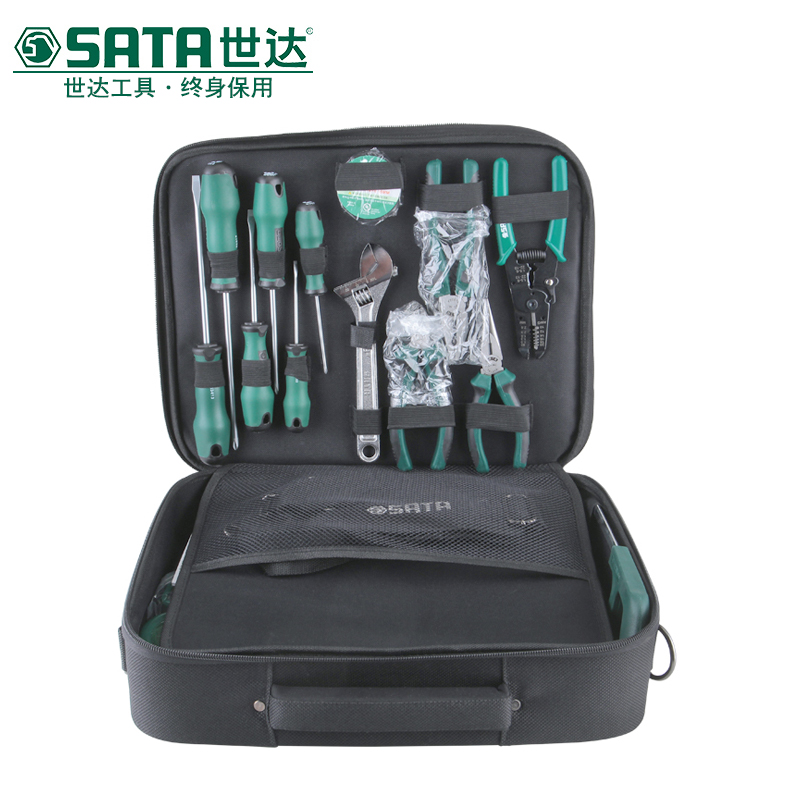 Sata cedel electronic and electrical repair tools portfolio repair telecommunications computer appliance repair tool set
