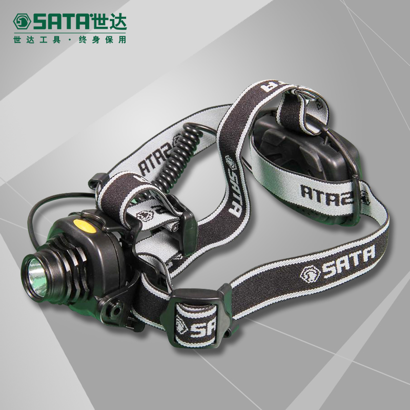 Sata cedel tool multifunction astigmatism headlights lighting headlights condenser searchlight mining lamp 90709/90710