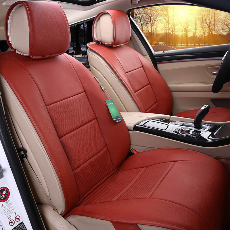 Satisfied that the plans to order special leather seat cushion four seasons general fashion leather breathable car seat