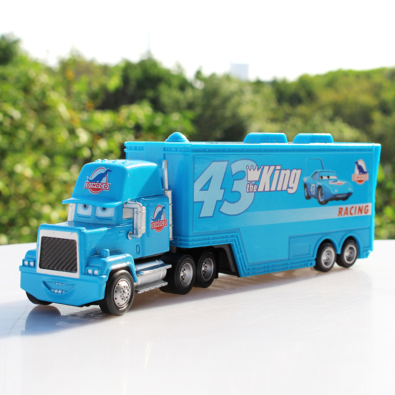 Schumacher racing cars alloy car no. 43 uncle jimmy truck model car toys for children
