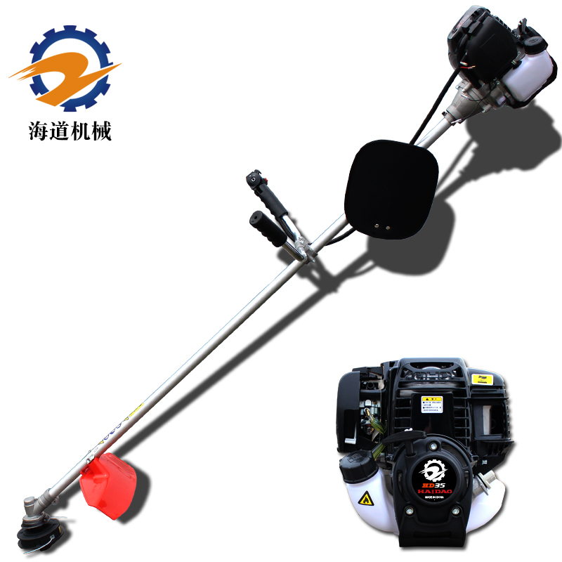 Sea lanes (haidao) knapsack brush cutter mower cutting rice machine home machine four chong cheng Gasoline agricultural grass playing