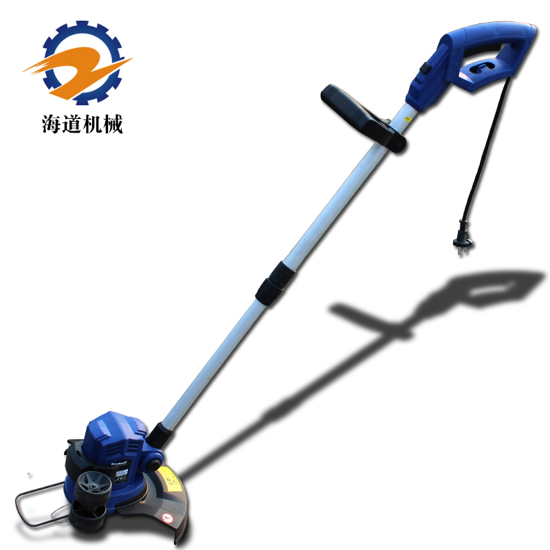 Sea lanes (haidao) w electric grass trimmer brush cutter mower lawn mower small harvester Lawn mower